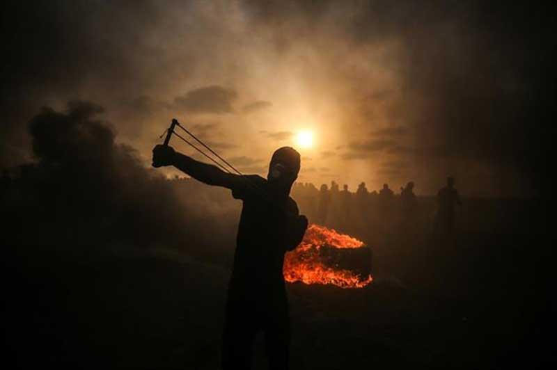 Demonstrasi Palestina